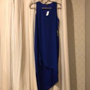Size small Express blue shift dress. Never worn